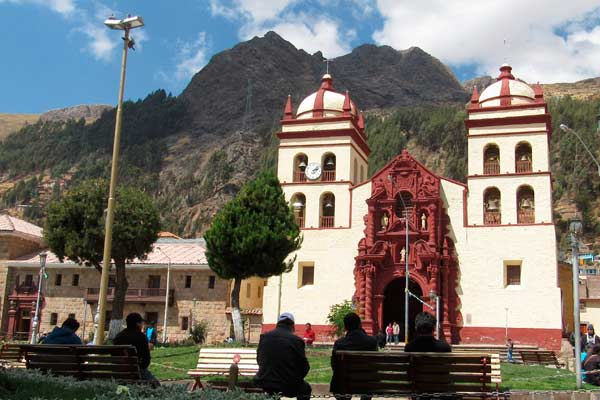 City Tour por Huancavelica